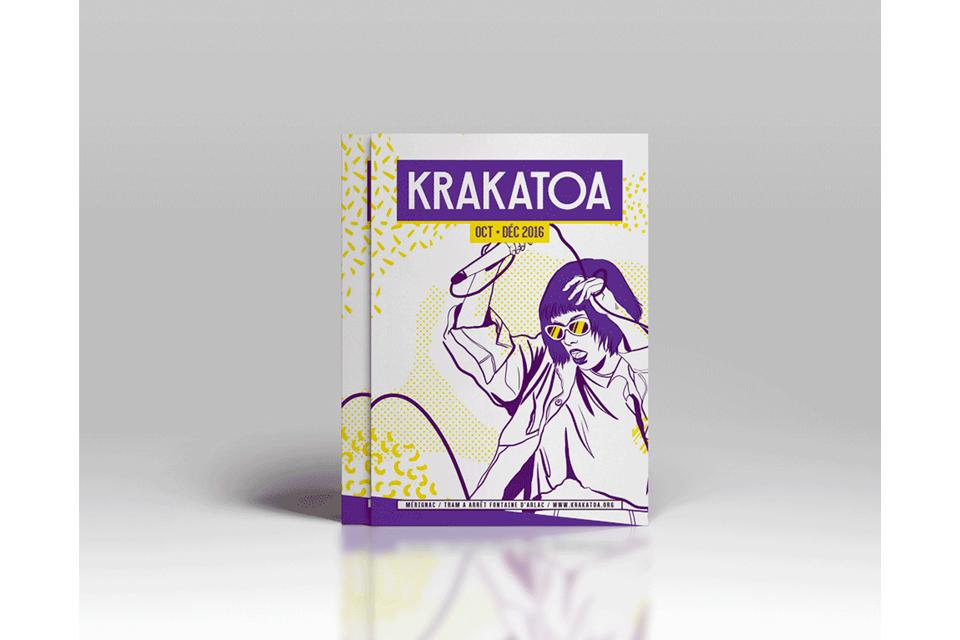 Programme Krakatoa