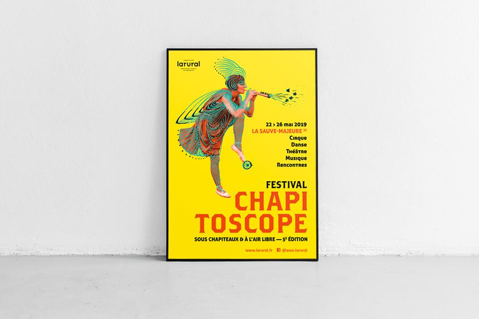 Chapiscope affiche