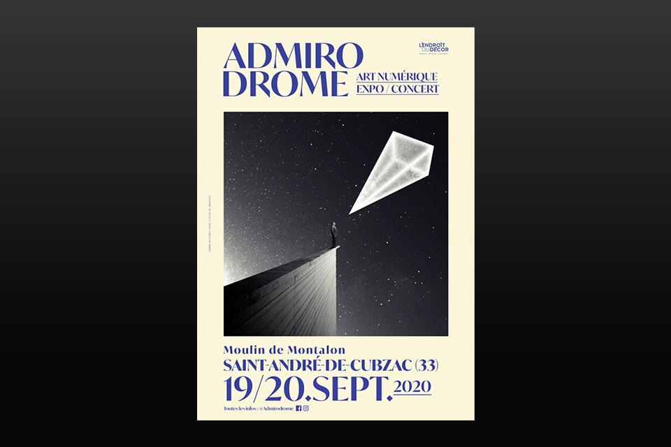 Affiche Admiro Drome